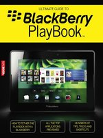 Cover of The Ultimate Guide to BlackBerry PlayBook
