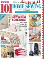 Cover image for 101 Home Sewing Ideas: 101 Home Sewing Ideas 2016