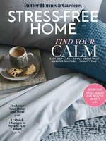 Cover of BH&G Stress-Free Home