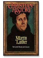 Martin Luther: The Later Years
