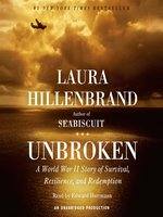 Click here to view Audiobook details for Unbroken by Laura Hillenbrand