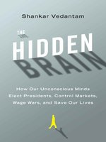 Click here to view Audiobook details for The Hidden Brain by Shankar Vedantam