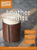 Idiot's Guides - Leather Crafts