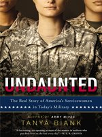 Click here to view eBook details for Undaunted by Tanya Biank