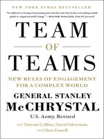 Click here to view eBook details for Team of Teams by Gen. Stanley McChrystal