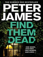 Cover of Find Them Dead