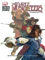 Marvel Illustrated: The Three Musketeers, Part 6