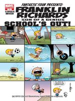 Franklin Richards: Schools Out