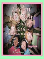 Learn to Knit Doll Clothes