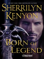 Cover of Born of Legend