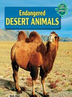 Endangered desert animals by marie allgor overdrive rakuten endangered desert animals by marie allgor overdrive rakuten overdrive ebooks audiobooks and videos for libraries fandeluxe Images