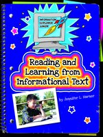 Reading and Learning from Informational Text