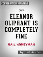 gail honeyman eleanor oliphant is completely fine epub