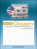 Defense Security Service (DSS) Glossary of Security Terms, Definitions, and Acronyms