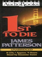 1st to Die--Booktrack Edition