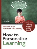 How to Personalize Learning
