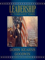 Click here to view Audiobook details for Leadership by Doris Kearns Goodwin