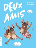 Cover of Deux amis