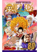 One Piece, Volume 80