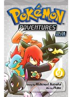 Pokémon Adventures, Volume 9
