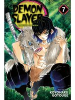 Demon Slayer: Kimetsu no Yaiba, Volume 7
