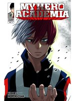 My Hero Academia, Volume 5