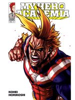 My Hero Academia, Volume 11