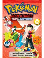 Pokémon Adventures, Volume 15