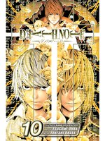 Death Note, Volume 10