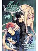 Food Wars!: Shokugeki no Soma, Volume 32