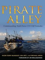 Click here to view eBook details for Pirate Alley by Terry  McKnight
