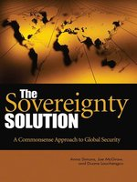 Click here to view eBook details for The Sovereignty Solution by Anna  Simmons