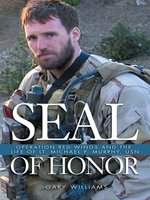 Click here to view eBook details for SEAL of Honor by Gary Williams