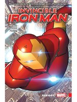 The Invincible Iron Man (2016), Volume 1