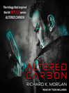 Altered Carbon [EAUDIOBOOK]
