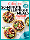 20-Minute Weeknight Meals : 86 Quick & Easy Recipes