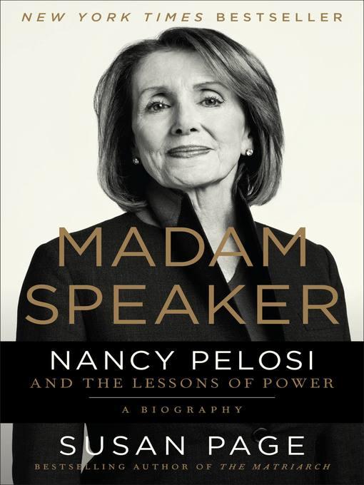 Madam Speaker [EBOOK]