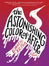 Cover image for The Astonishing Color of After