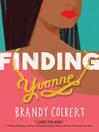 Finding Yvonne