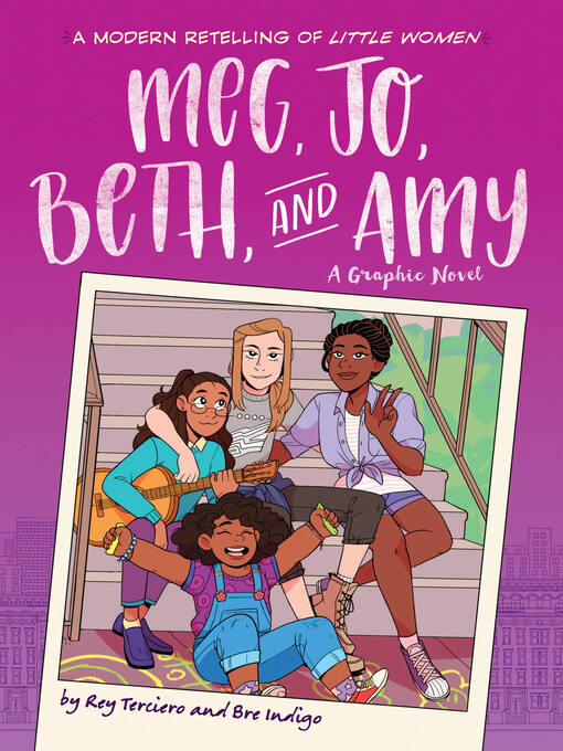 Meg, Jo, Beth, and Amy: Little Women
