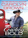 Cowboy Bold [electronic resource]
