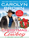 Christmas with a Cowboy [electronic resource]