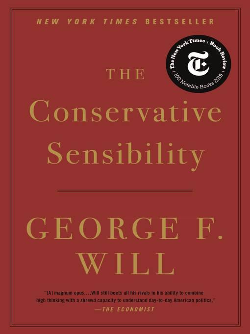 The Conservative Sensibility [EBOOK]