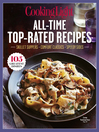All-Time Top Rated Recipes : Skillet Suppers-Comfort Classics-Speedy Sides