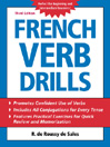 Cover image for French Verb Drills