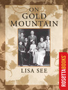 Cover image for On Gold Mountain