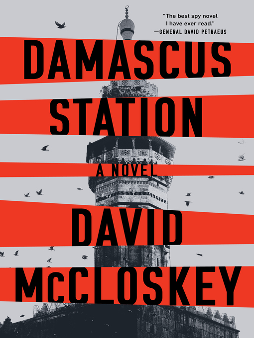 Cover image for Damascus Station