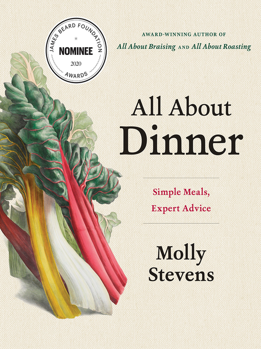 Cover image for All About Dinner