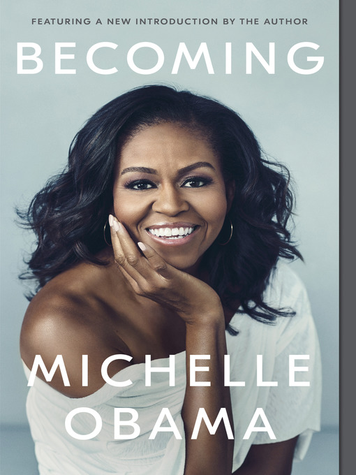 Cover image for Becoming