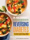Cover image for Dr. Neal Barnard's Cookbook for Reversing Diabetes